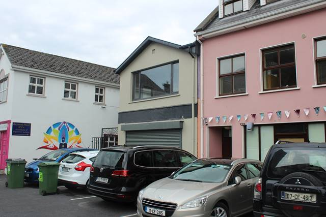 McDonnell's Row & Friary Row, Ennis, Co. Clare