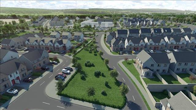 The Lawn, Janeville, Cork Road, Carrigaline, Co. Cork