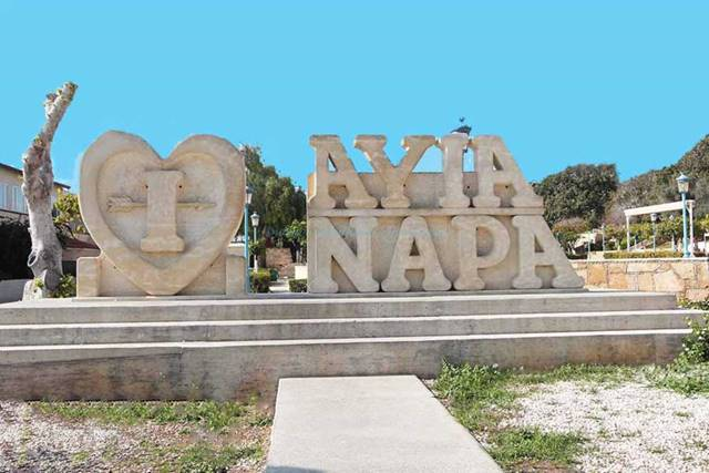 FMN122, Ayia Napa