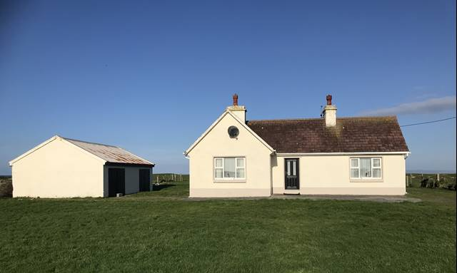 """""""Seaside Cottage"""", Seafield, Quilty, Co. Clare"""