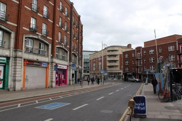1 Stewart Hall, Ryder's Row, Capel Street, Dublin 1