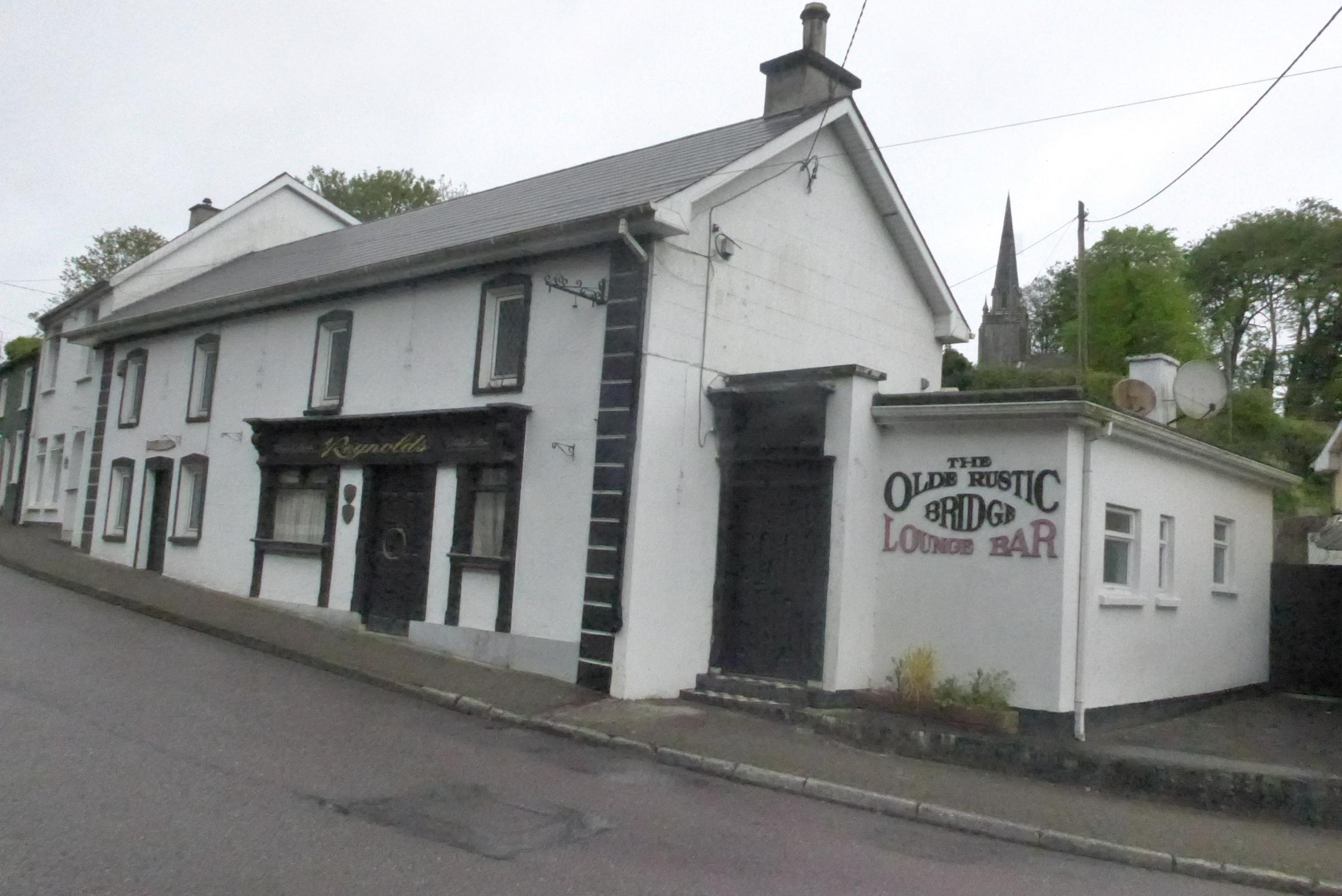 Former Olde Rustic Bridge Bar, Castletownroche, Co. Cork