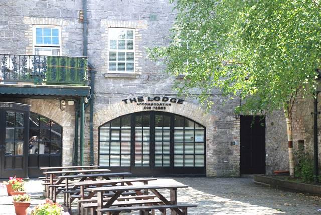 The Lodge, The Old Bond Store, Dillion Terrace, Ballina, Co. Mayo