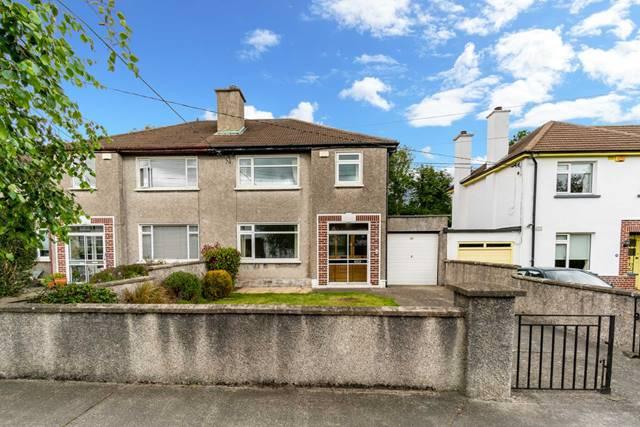 Glenabbey Road, Mount Merrion Co. Dublin.
