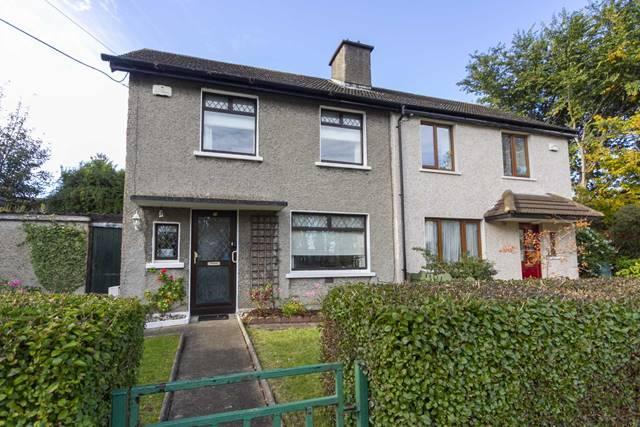 Patrician Villas, Stillorgan, Co.Dublin