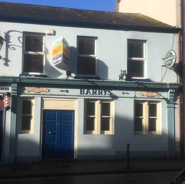 Bridge Street, Newcastle West Co Limerick