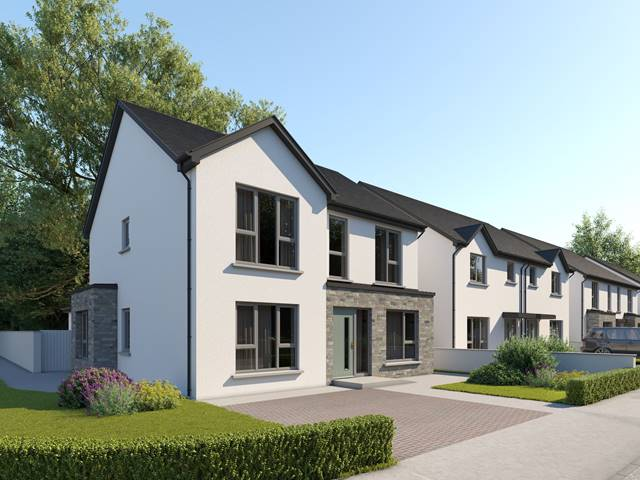 House Type A1, Barter's Wood, Blarney, Co. Cork