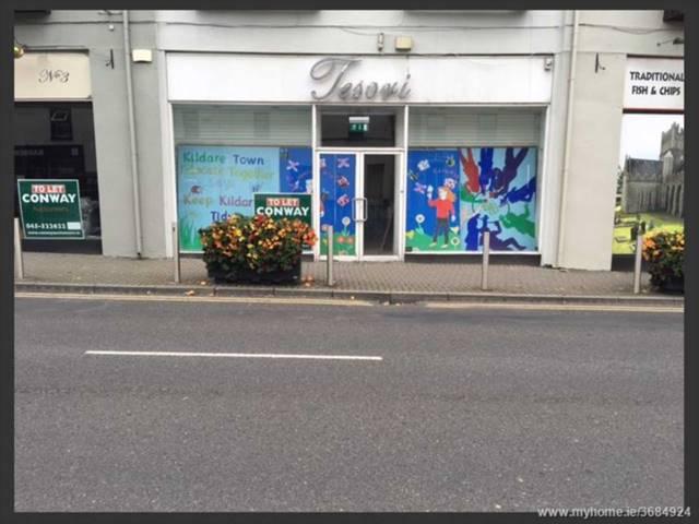 Unit 2 Kildare Town Centre, Claregate Street