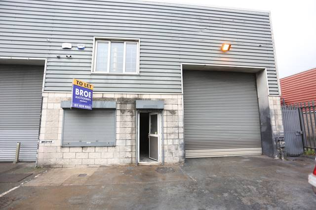 Unit 3 Crag Avenue, Clondalkin industrial estate, Clondalkin, Dublin 22
