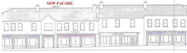 Retail Units To Let, Cavendish Lane, Castlebar, Co. Mayo