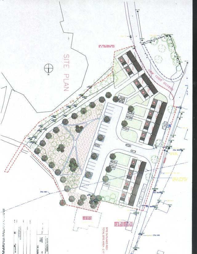 Development Lands C. 2.17 Acres, Keelogues/ Balla Road, Ballyvary, Castlebar, Co. Mayo