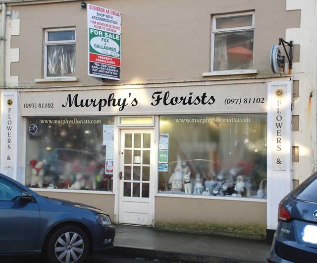 Murphy's Florists, Main Street, Belmullet, Co. Mayo