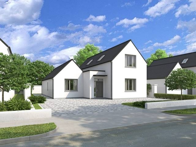 Detached House Type B, Caragh Heights, Naas, Co. Kildare