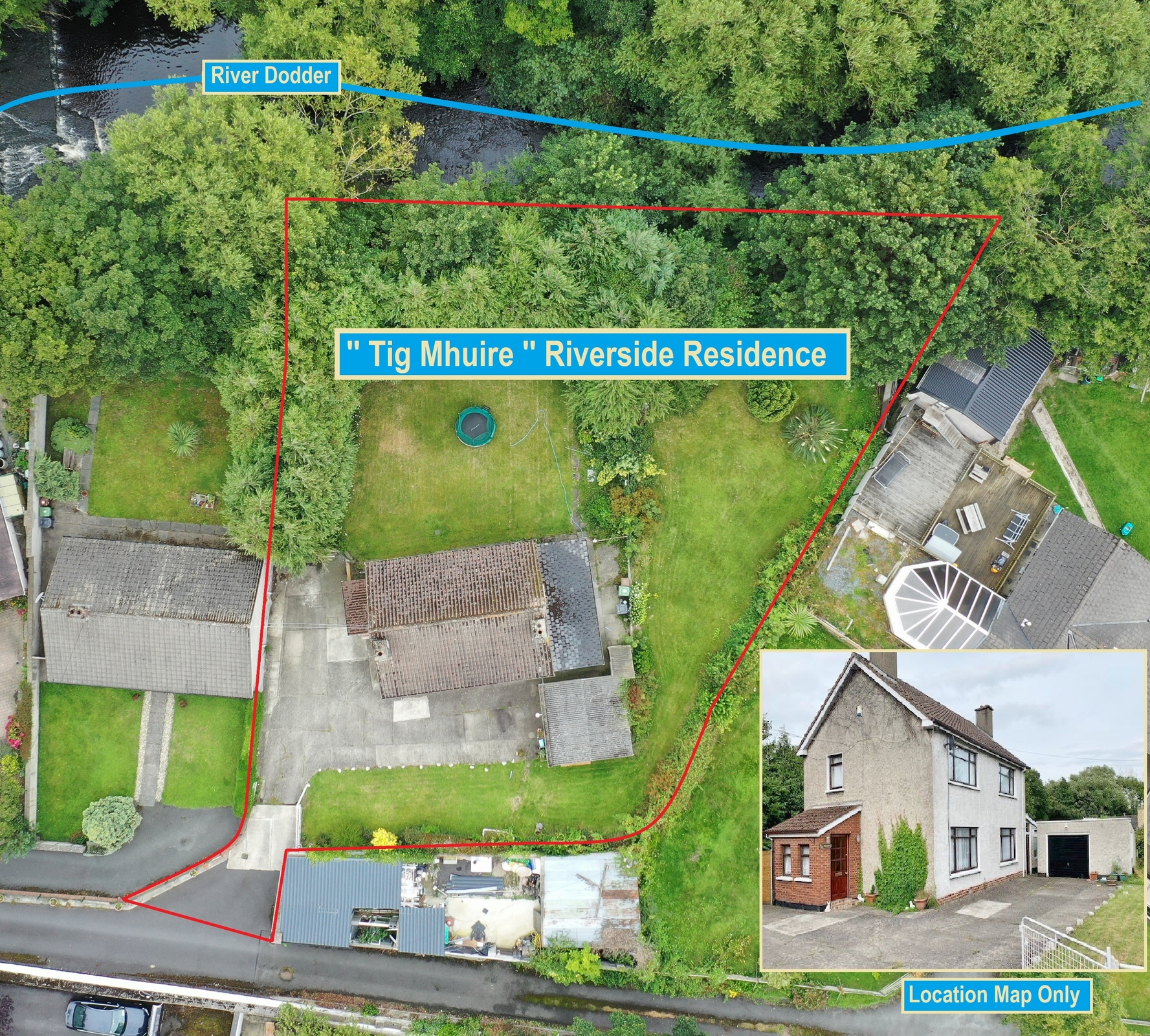 Tig Mhuire, Old Bridge Road, Templeogue, Dublin 6w