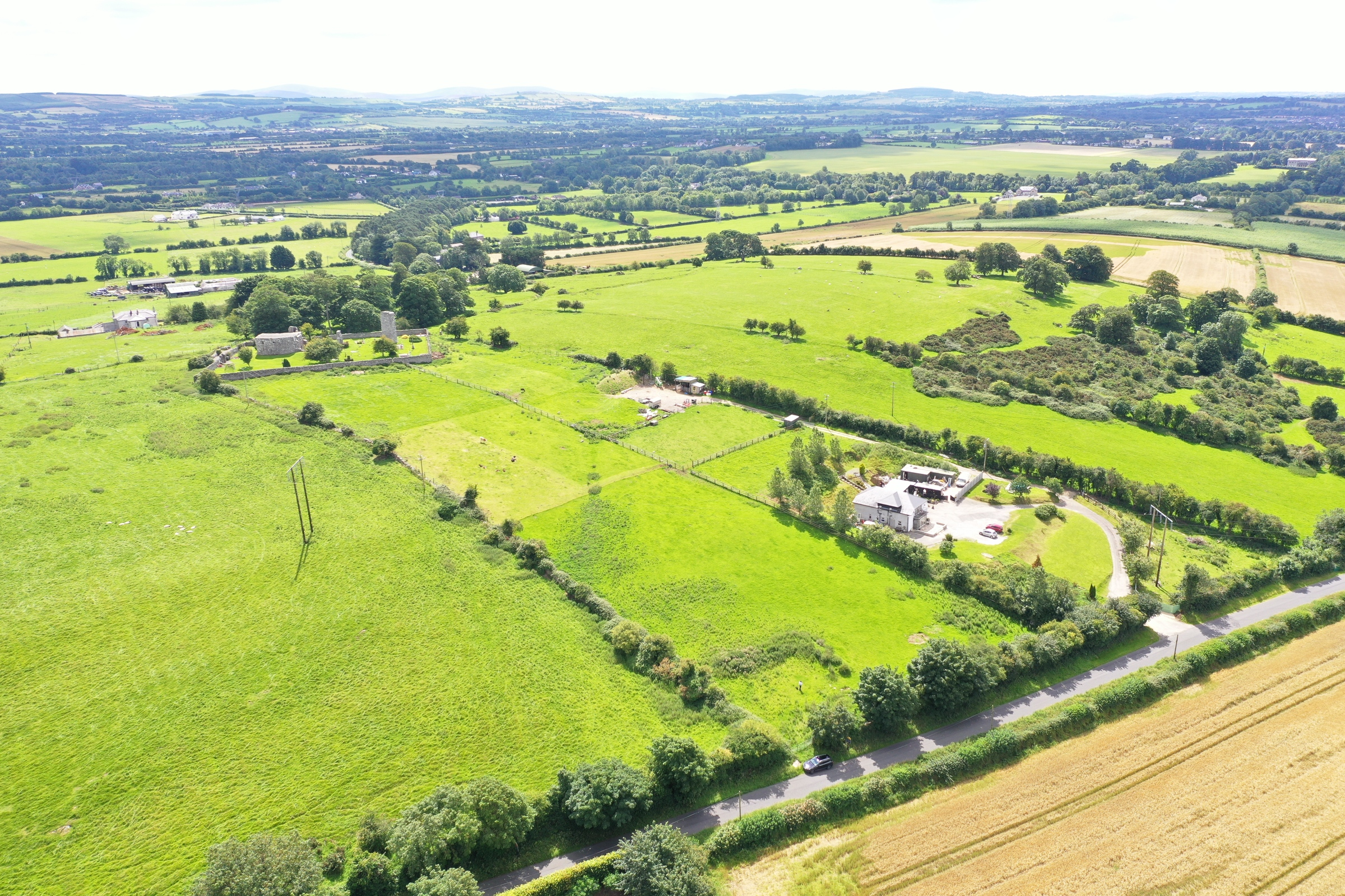 Land C. 3 Acres / 1.2 Hectares, Boston, Straffan, Co. Kildare