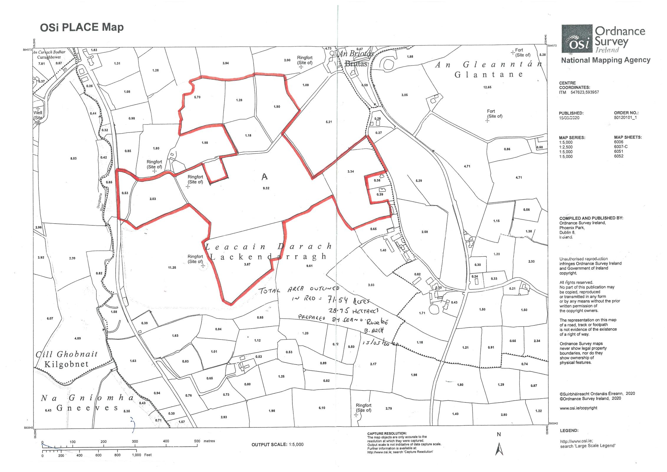 Lackendarragh, Glantane, Lombardstown, Co. Cork