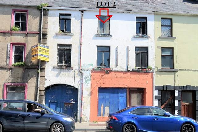 Commercial Development Opportunity, Ellison Street, Castlebar, Co. Mayo