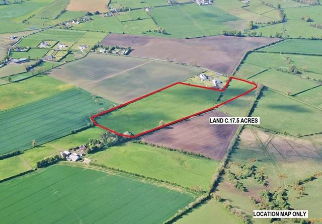LAND C. 17.5 ACRES/ 7.1 HA., RAHOONBEAK, Colbinstown, Co. Kildare