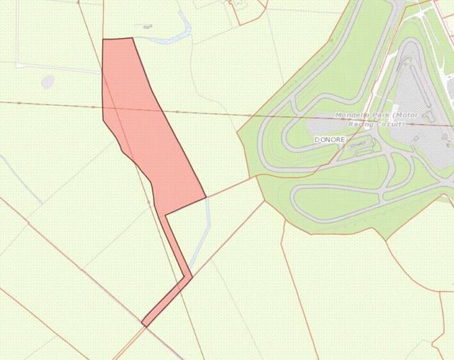 Land circa 15 acres) Donore, Caragh, Co Kildare