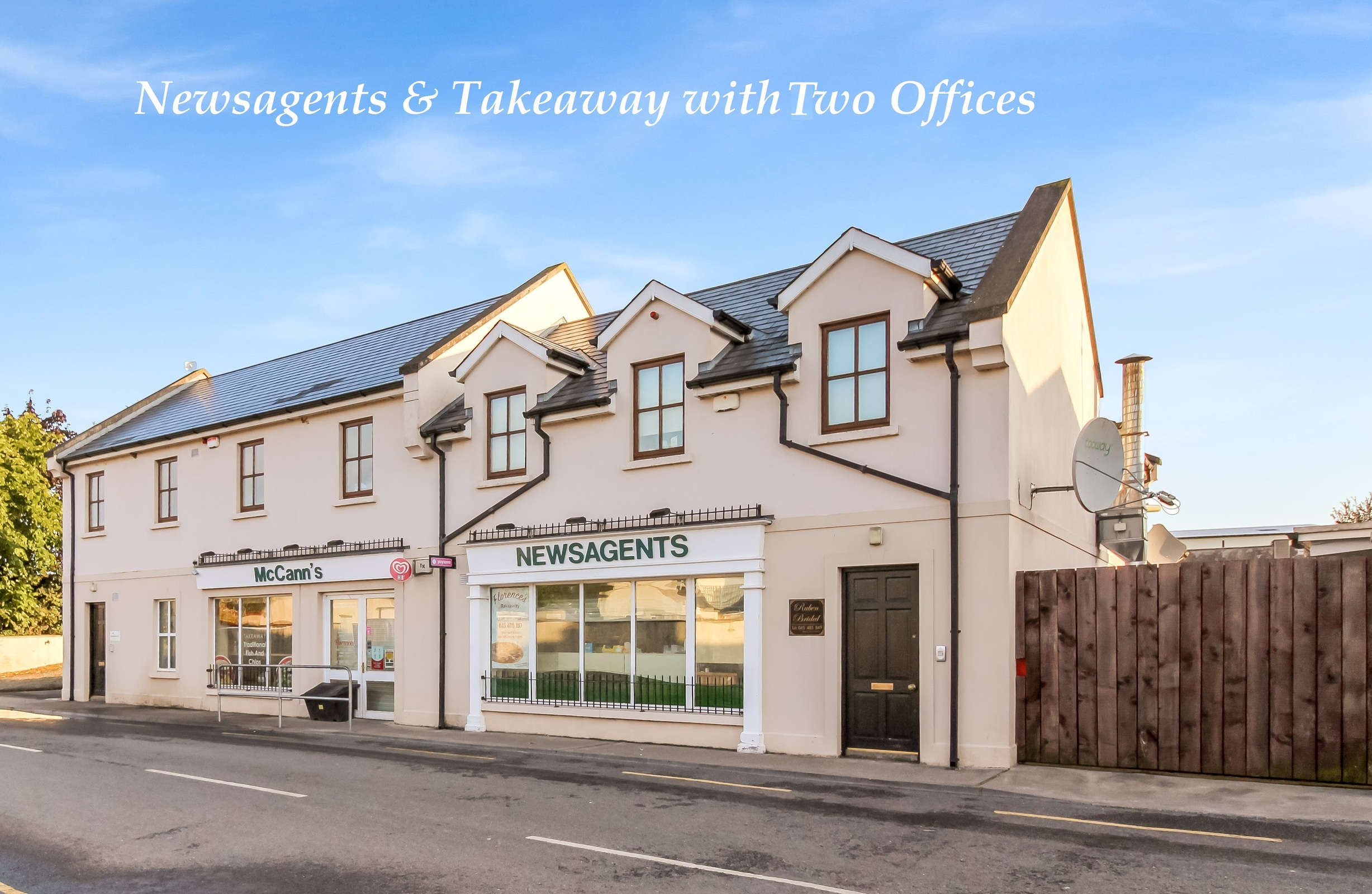 Substantial Mixed Use Property, Calverstown, Co. Kildare
