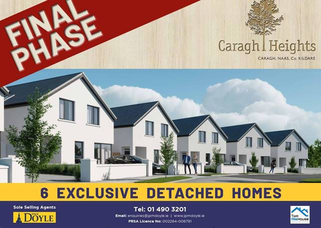 Caragh Heights, Caragh, Naas, Co. Kildare