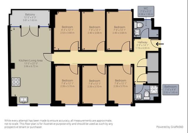 Apartment 11, Emmet Place Apartments, Dublin 8