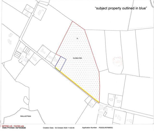 0.75 acre site, Clonlyon, Kilcock, Co. Meath