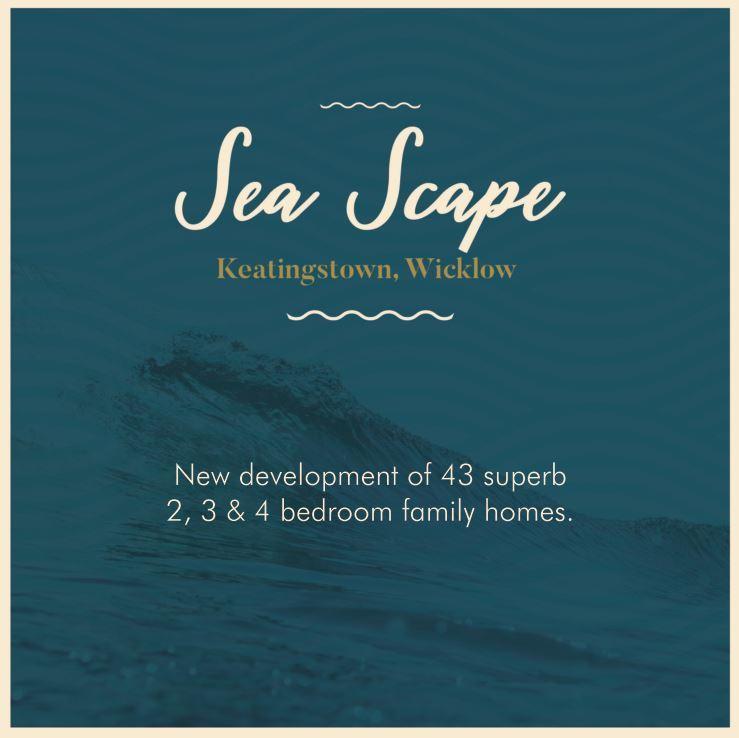 The Cherry, Sea Scape, Wicklow Town, Co. Wicklow
