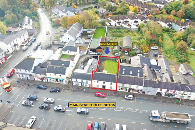 Two Storey Commercial Premises, Main Street, Blessington, Co. Wicklow