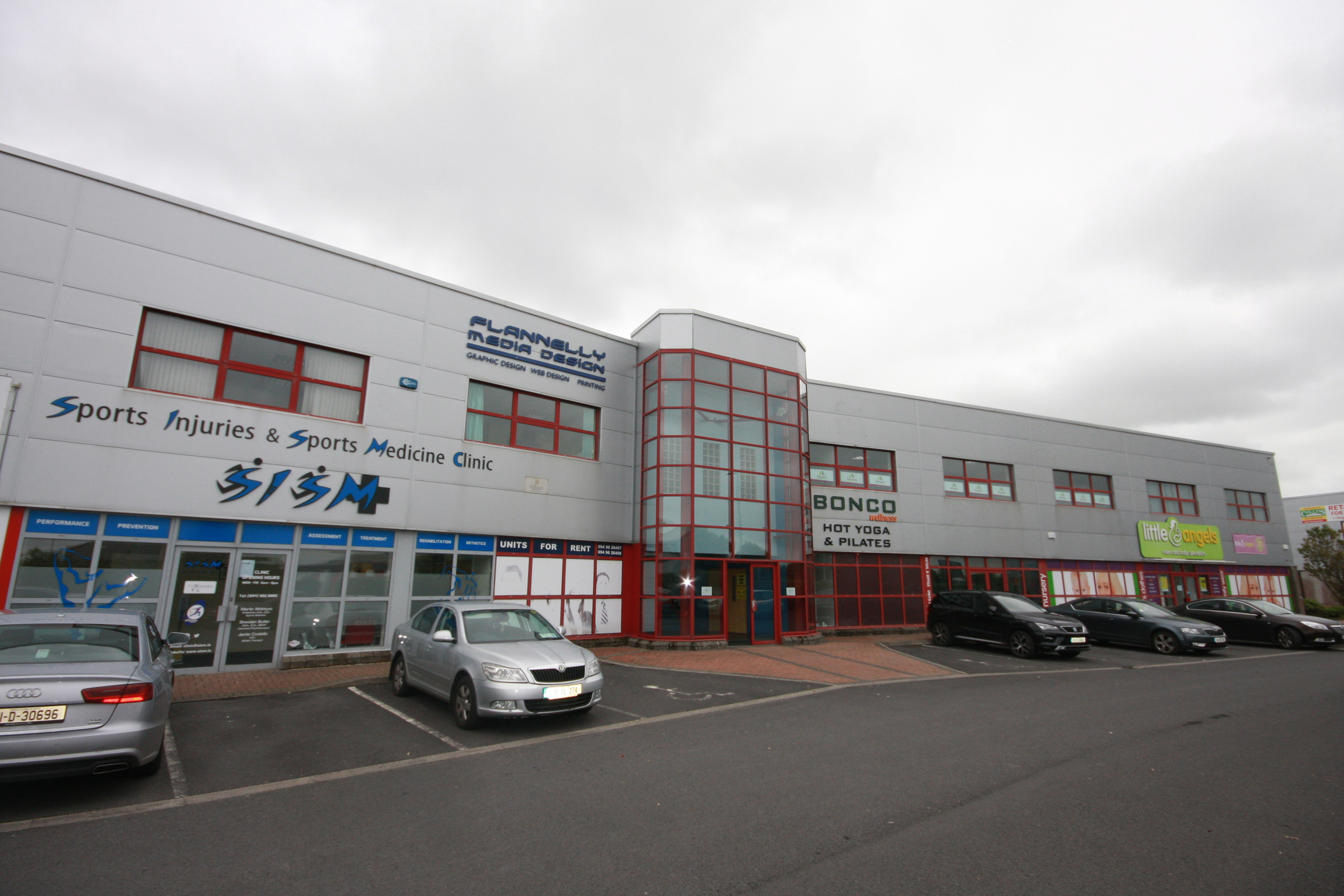 Unit 10 E /D, N5 Business Park, Castlebar, Co. Mayo