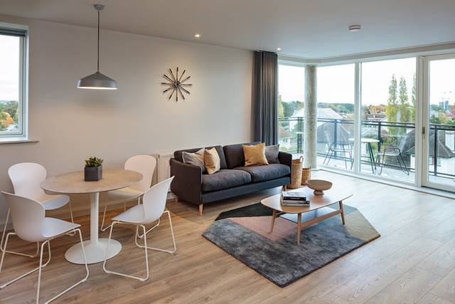 Apartment 60, The Atrium, Roebuck Hill, Roebuck Ro, Goatstown, Dublin 14