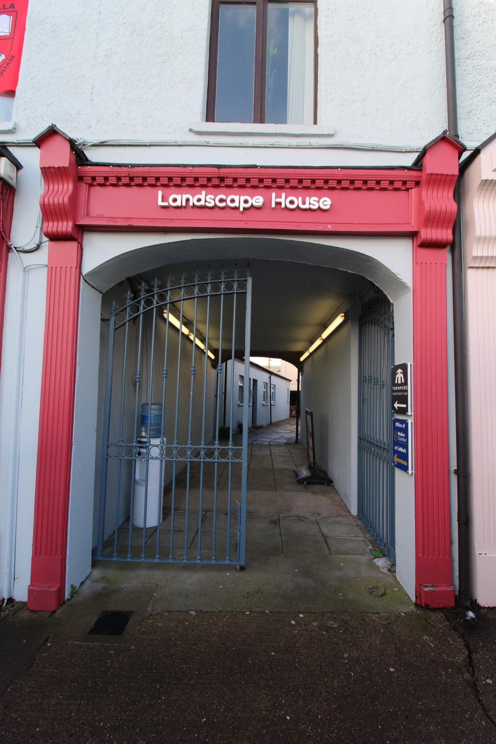 Landscape House, Mallow, Co. Cork