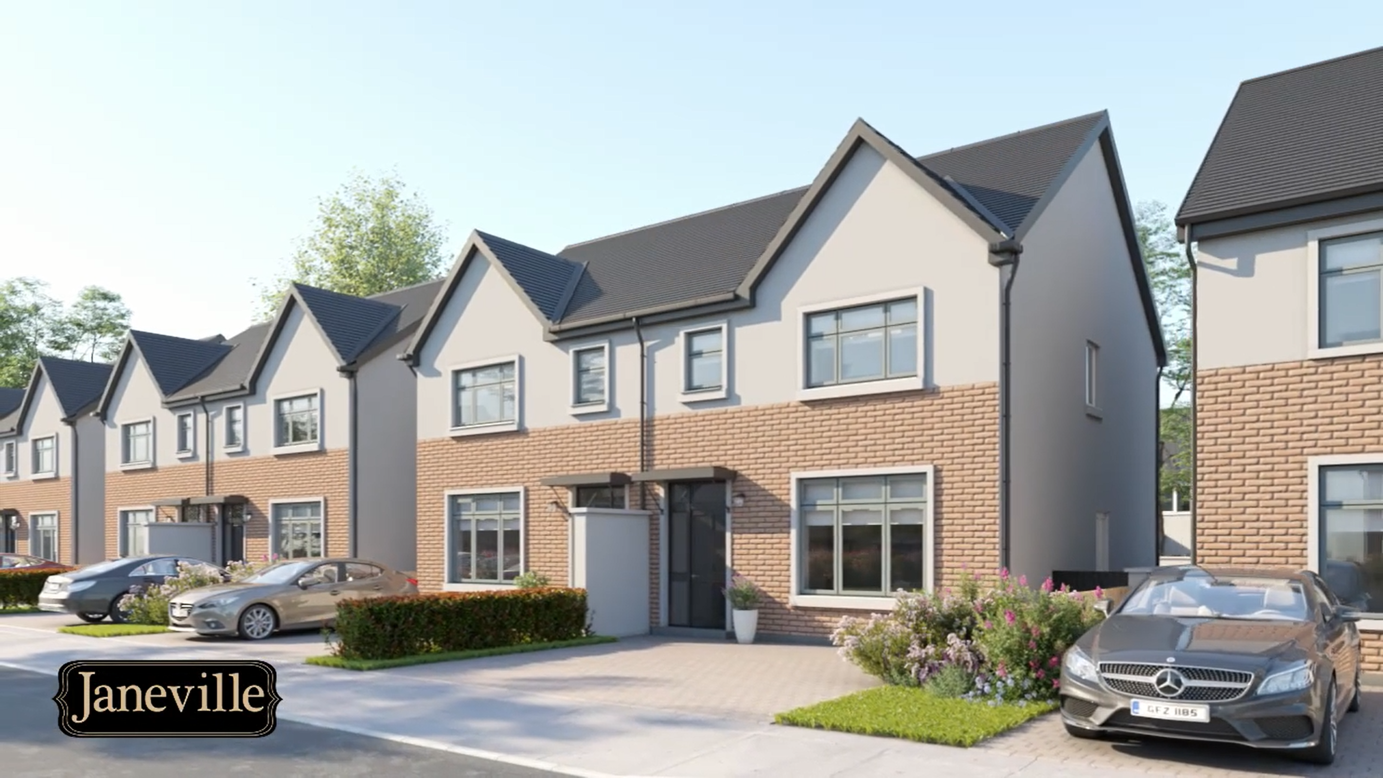 4 BED SEMI, 'Janeville', Carrigaline, Co. Cork