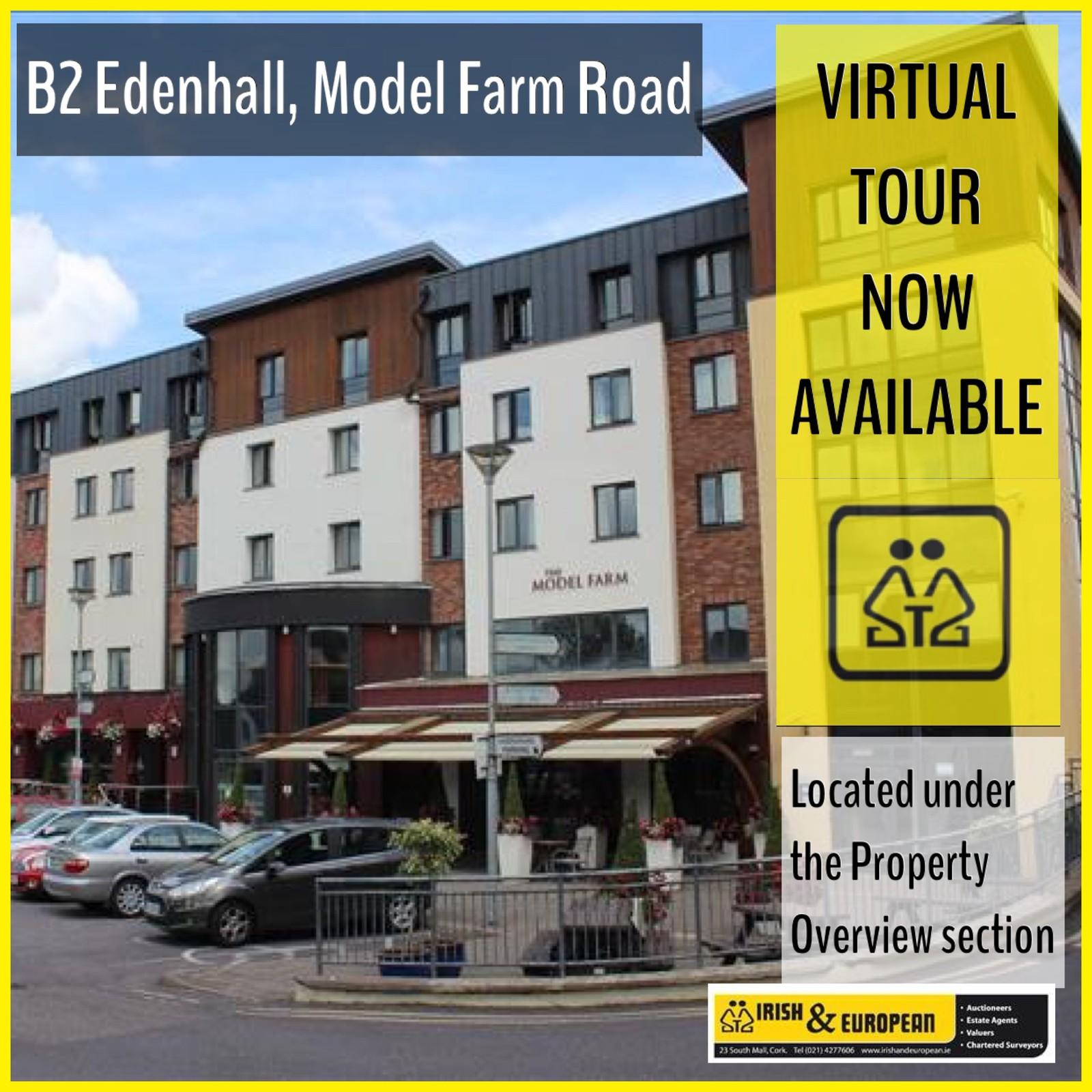 Apartment B2, Edenhall, Model Farm Road, Co. Cork