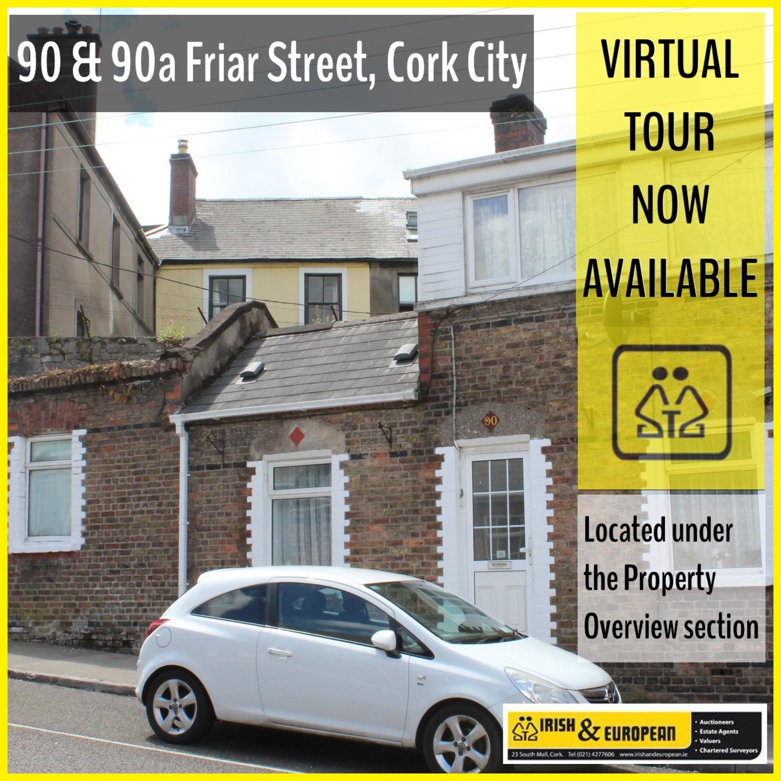 90 Friar Street, Cork City, Co. Cork