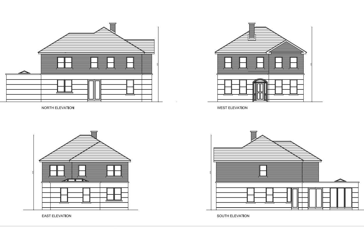 Site with F.P.P for Superior Detached Home, 22A Lakelands Park, Terenure, Dublin 6