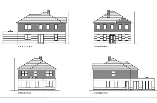Site With F.P.P For Superior Detached Home, 22A Lakelands Park, Terenure, Co. Dublin