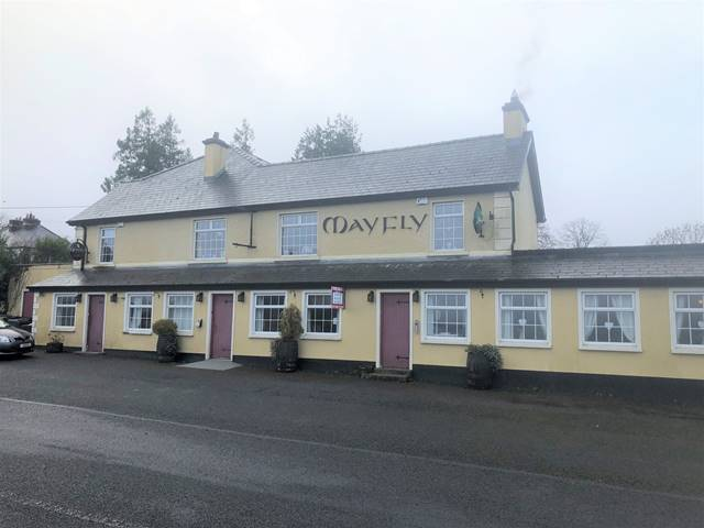 The Mayfly Inn, Ballinafad, Co. Sligo