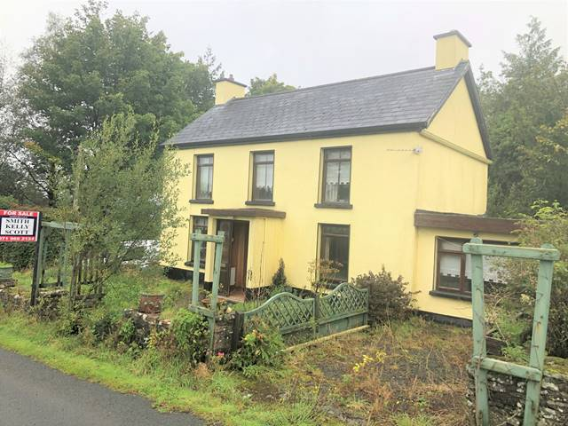 Teach Bué, Crossna, Co. Roscommon