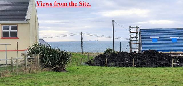 Site For Sale Dooagh, Achill, Co. Mayo