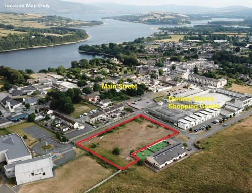 Site with Full Planning Permission for 58 Residential Units, Blessington, Co. Wicklow