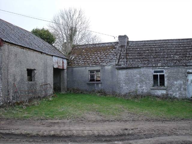 Rural cottage at Knockatomcoyle, Tinahely, Co. Wicklow