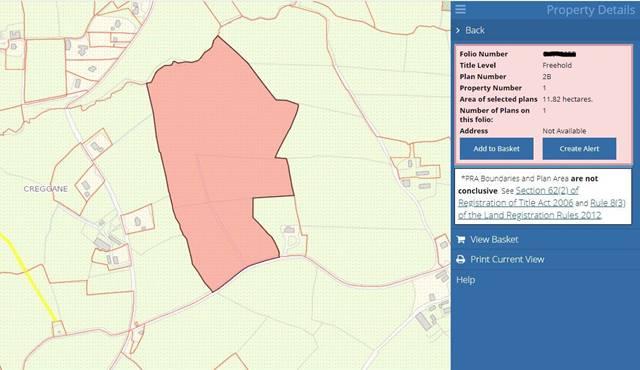 Creggane, Lombardstown, Mallow, Co. Cork