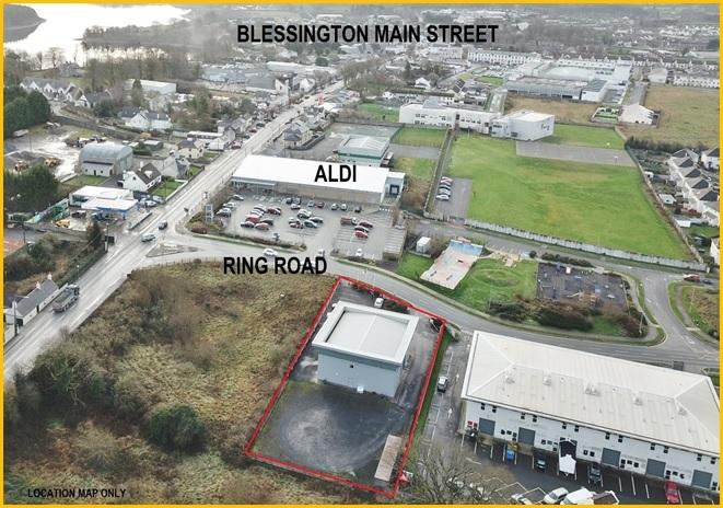 Modern Retail/ Warehouse Facility c. 530 sq. m/ 5,700 sq. ft., Blessington Business Park, Blessingto