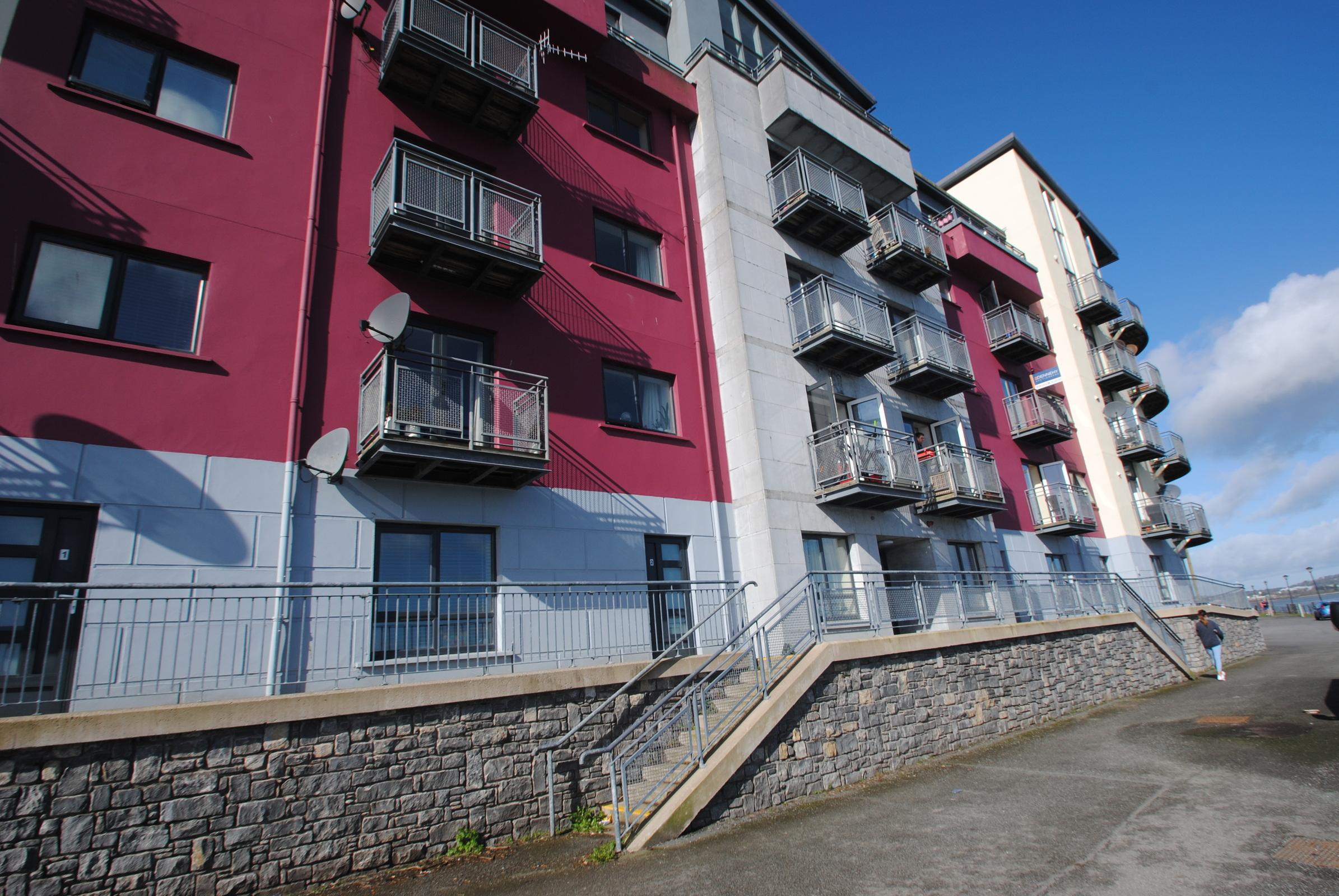 Apartment 7, Mariners Quay, Passage West, Co. Cork