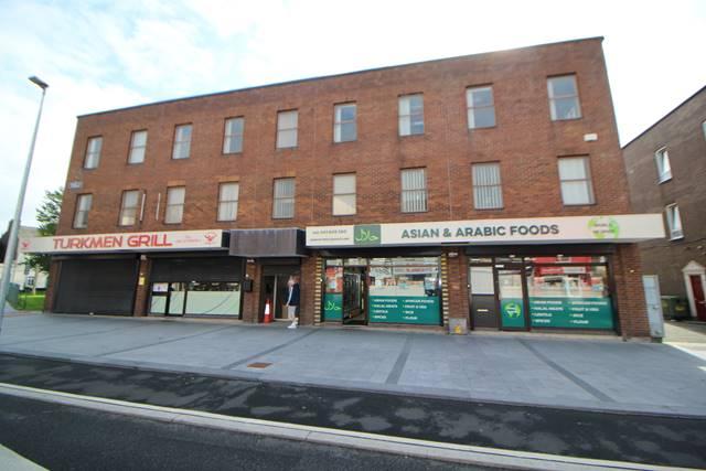1,2,3 & 4 Parnell Street, Limerick City, Co. Limerick