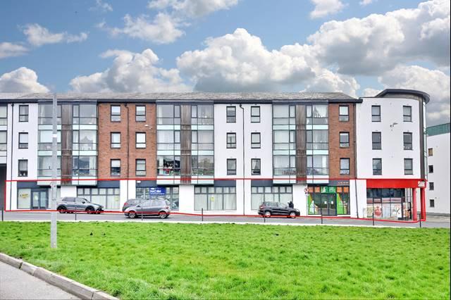 Units 1 -4 Parkview Court, Lord Edward Street, Limerick City, Co. Limerick
