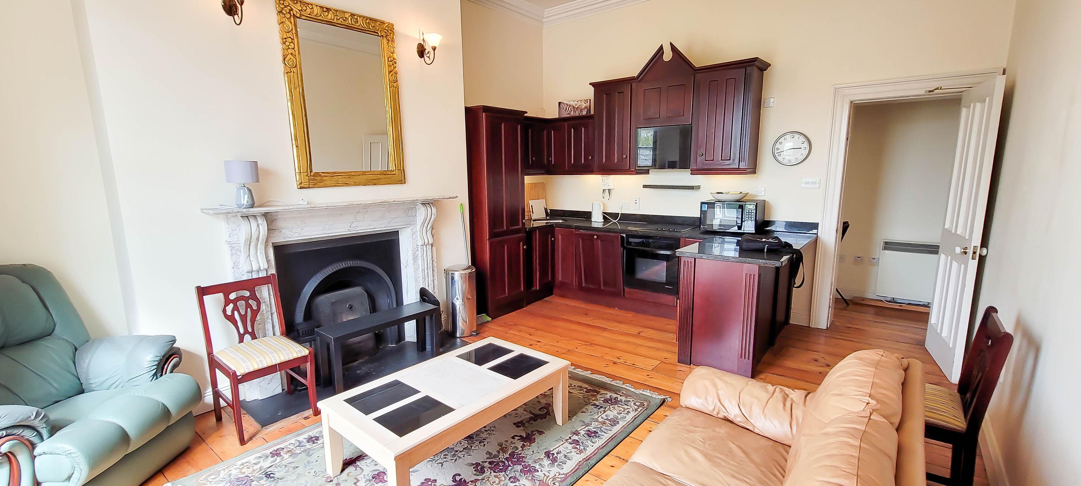 Apartment 3, 43 Pembroke Road, Ballsbridge, Dublin 4