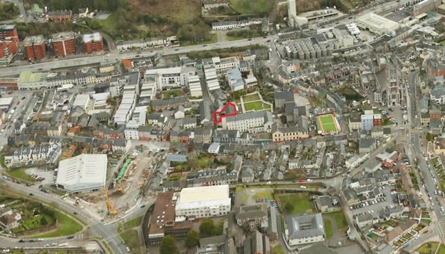 Former School Building, Hillgrove Lane, Off Gerald Griffin Street, Cork City, Co. Cork