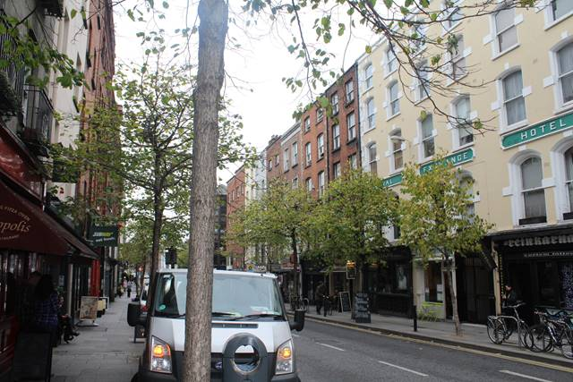 Parliament Street, Temple Bar, Dublin 2